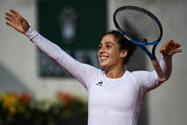 Roland-Garros: Kiki Bertens surprise par Martina Trevisan en 8e de finale