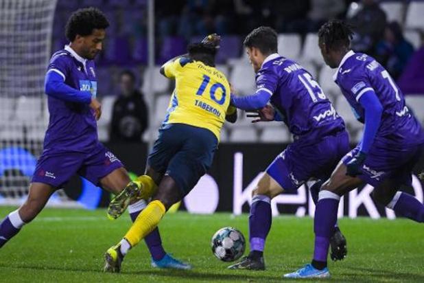 Proximus League - L'Union St-Gilloise va chercher un point au Beerschot