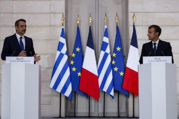 Frankrijk en Griekenland kondigen expansie militair partnerschap aan