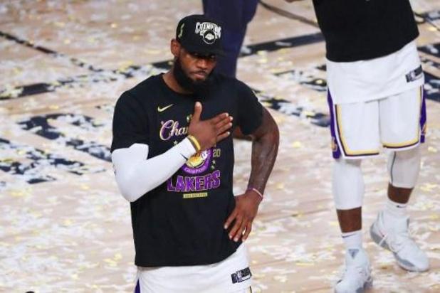 NBA - Le conseil d'administration de la NBA approuve le début de la saison au 22 décembre