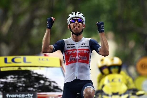 """Tour de France - Mollema: """"C'était difficile mais je suis tellement heureux"""""""