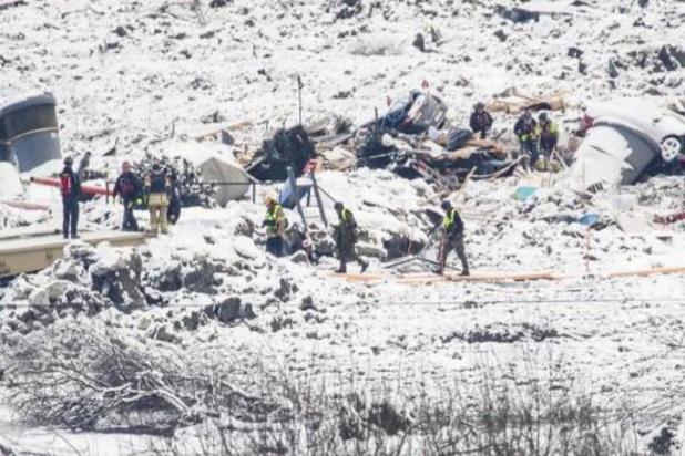 Reddingswerkers moeten zoekacties staken na nieuwe aardverschuiving in Noorwegen