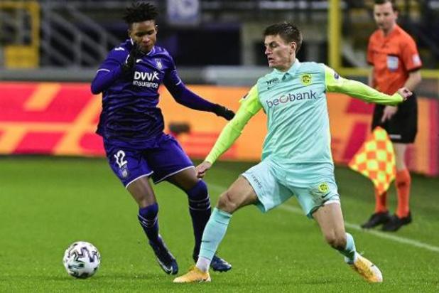 Jupiler Pro League - Joakim Mæhle ruilt KRC Genk voor Atalanta