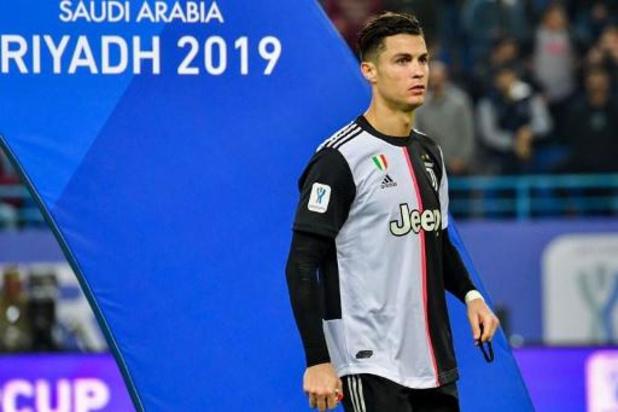 Globe Soccer Awards - Cristiano Ronaldo voor de zesde keer Speler van het Jaar