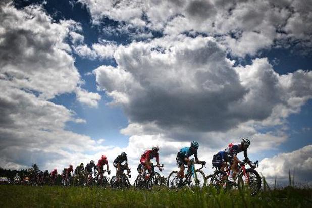Fransman pakt goud in wegrit junioren, Van Mechelen valt naast podium