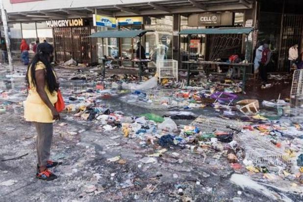 Vaccinaties in deel van Zuid-Afrika opgeschort wegens geweld