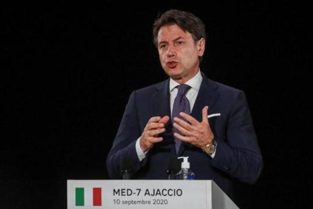 Italië wil noodtoestand verlengen tot 31 januari