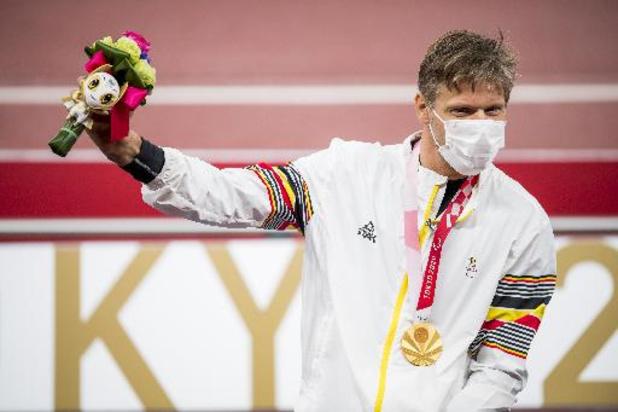 Peter Genyn verlengt paralympische titel op 100m ondanks sabotage