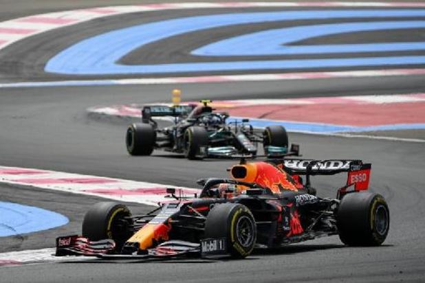 Max Verstappen (Red Bull-Honda) remporte le GP de France au bout du suspense