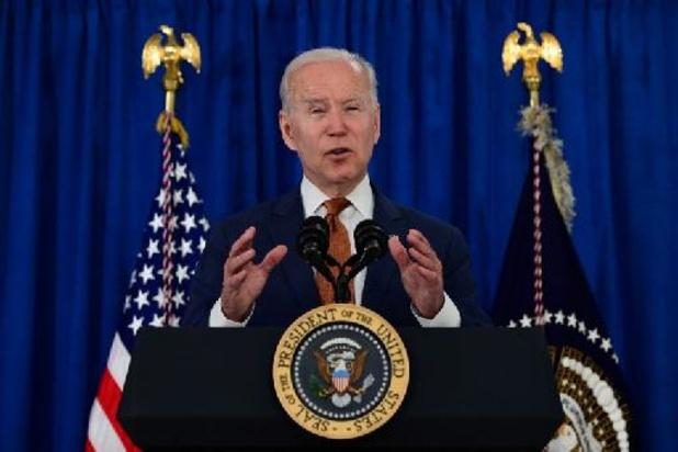 Biden vertrekt voor eerste buitenlandse trip naar Europa, met ook een stop in België