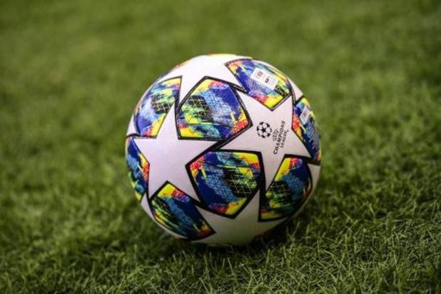 Youngsters van Club Brugge gaan onderuit in Madrid