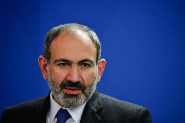 """""""Génocide arménien"""": l'Arménie remercie les Etats-Unis pour le """"vote historique"""""""