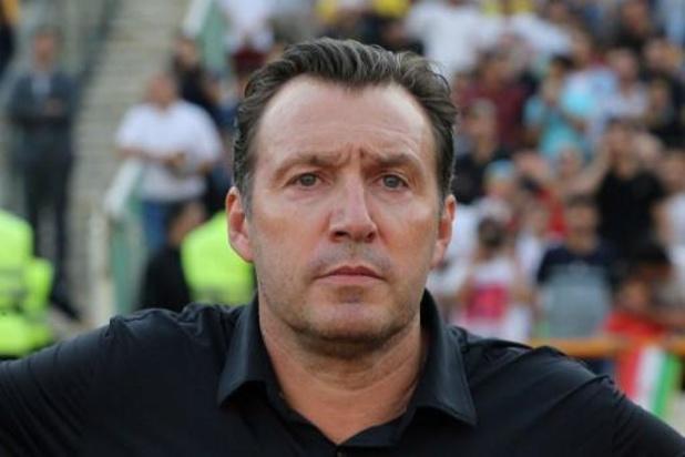 Les Belges à l'étranger - Marc Wilmots n'est plus le coach de l'Iran