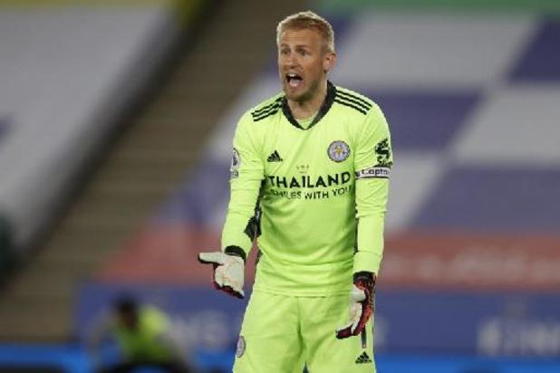 Leicester geeft dubbele voorsprong uit handen bij Crystal Palace