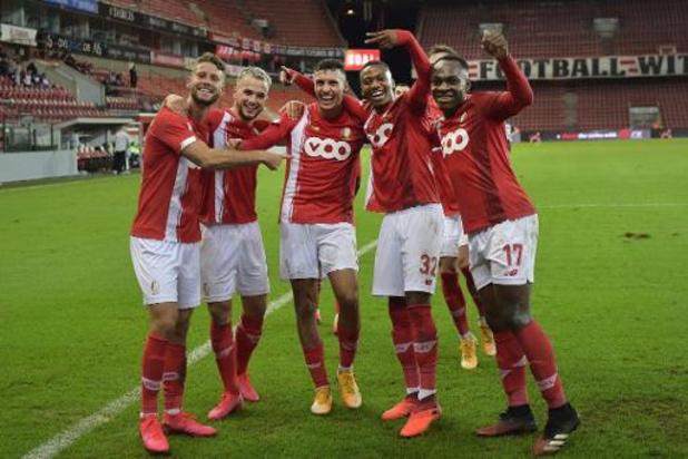 Europa League - Le Standard, La Gantoise et l'Antwerp attendent de connaître leurs adversaires