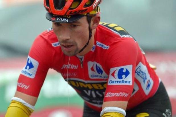 Primoz Roglic termine l'année N.1, Wout van Aert N.1 dans les courses d'un jour