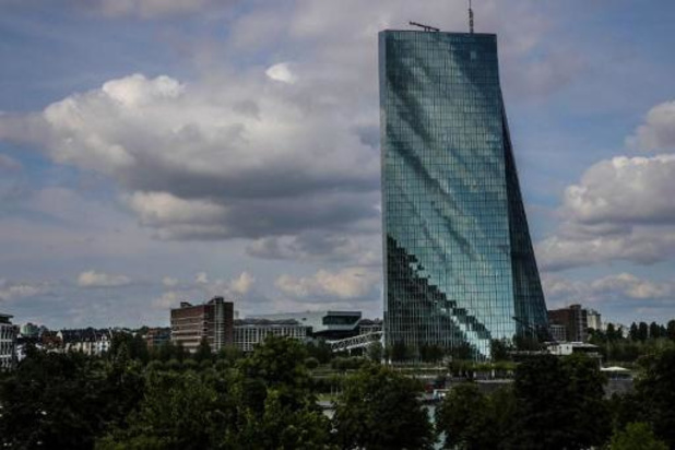 Europese Centrale Bank bouwt stimulus beetje af