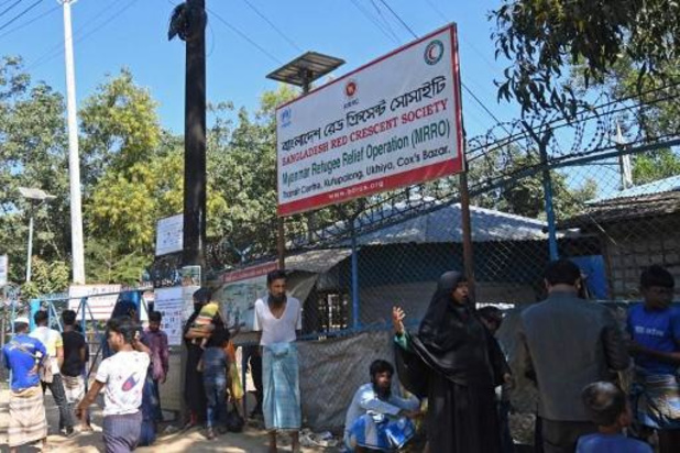 Ruim 1.640 Rohingya naar Bengaals eiland Bhasan Char gebracht