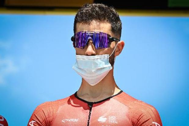 Nacer Bouhanni abandonne lors de la 15e étape du Tour de France