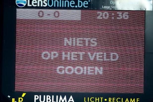 """Kortrijk en Zulte Waregem roepen op tot """"gezonde rivaliteit"""" en hopen op veilige derby"""