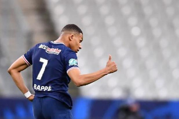 Coupe de France - PSG zet Monaco opzij in Franse bekerfinale