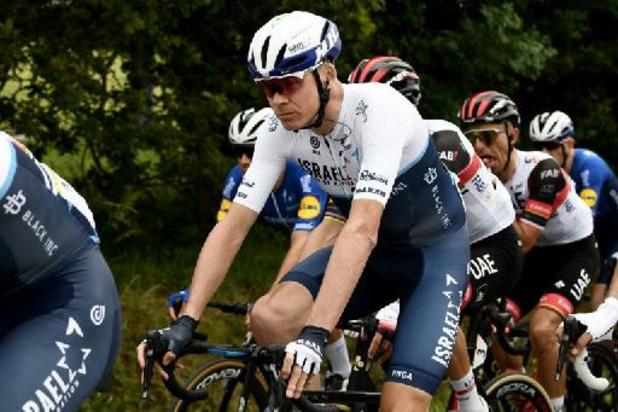 Tour de France - Chris Froome, victime de la chute collective, à l'hôpital pour passer des radios