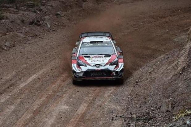 Abandon d'Ott Tänak, leader du Championnat du monde, au rallye de Turquie
