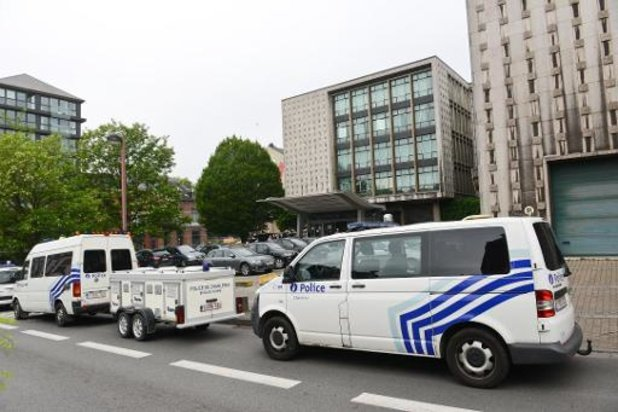 Nummer twee van federale politie zet stap opzij na incident in Charleroi
