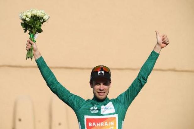 Tour de Hongrie: Phil Bauhaus remporte la 1re étape, Jordi Meeus troisième