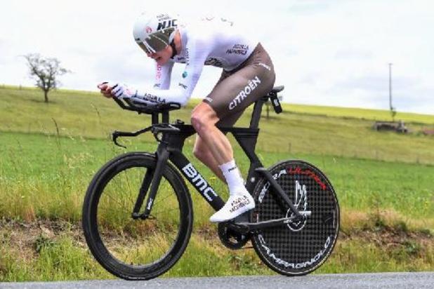Victoire de Dorian Godon lord du Tour du Doubs, Tom Paquot 3e