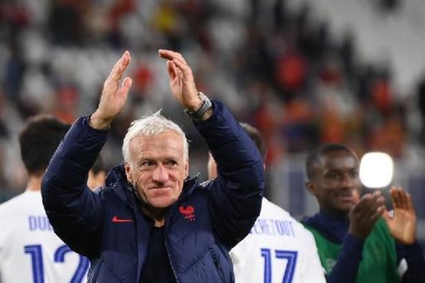 """Rode Duivels - Deschamps met Frankrijk naar finale: """"Mijn ploeg staat er altijd"""""""