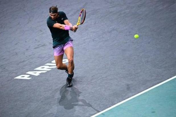 ATP Paris - Zverev sort Nadal et rejoint Medvedev en finale