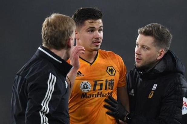 Les Belges à l'étranger - Wolverhampton avec Dendoncker, monté au jeu, reste au contact de Manchester United