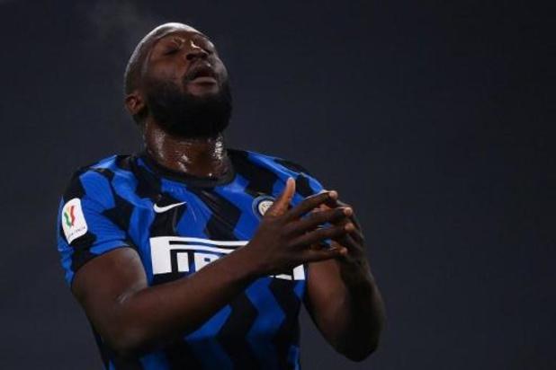 Les Belges à l'étranger - L'Inter Milan a tenu la Juventus en échec (0-0) mais ne jouera pas la finale