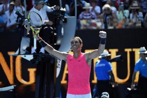 Rafael Nadal n'a pas traîné, Sharapova déjà éliminée