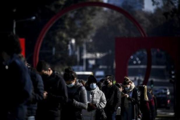 Duizenden Portugezen stemmen zondag vervroegd voor presidentsverkiezingen