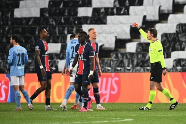 Ligue des Champions: deux matches de suspension pour Idrissa Gueye