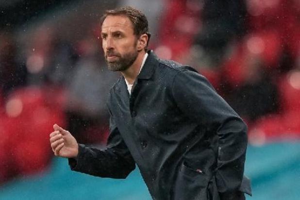 Euro 2020 - Gareth Southgate, le sélectionneur anglais, salue la prestation de l'Écosse