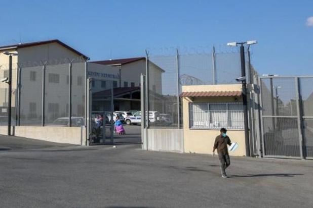 Des dizaines de migrants débarqués d'un bateau à Chypre