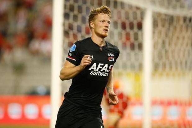 """Le FC Malines loue l'attaquant néerlandais Ferdy Druijf : """"Un vrai finisseur"""""""