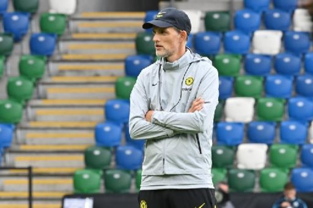 """Tuchel, l'entraineur de Chelsea, fonde de grands espoirs sur le """"chaînon manquant"""" Lukaku"""