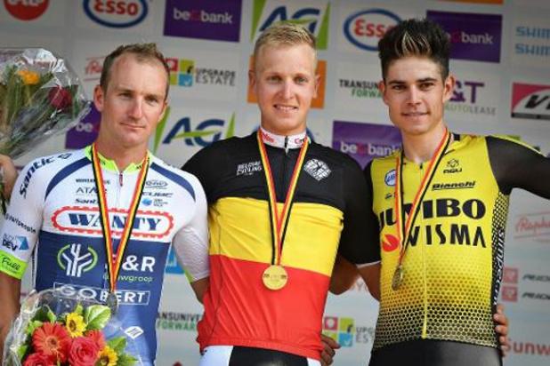 Belgische wielerbond wil BK op 22 september laten doorgaan