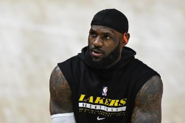 Les Lakers peuvent encore rêver d'une qualification directe pour les playoffs