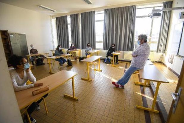 Coronavirus - Alle leerlingen kunnen naar school blijven gaan, ook in code oranje