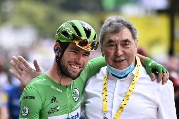 """Merckx looft Pogacar: """"Hij wordt de nieuwe Kannibaal"""""""