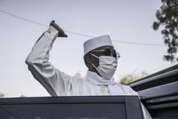 Tsjadische president overleden door verwondingen aan het front