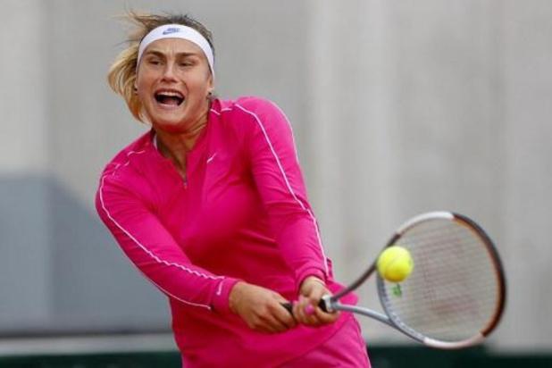 WTA Ostrava - Sabalenka opposée à Azarenka dans une finale 100% biélorusse