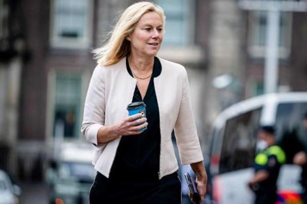 Sigrid Kaag is nieuwe leider van Nederlandse partij D66