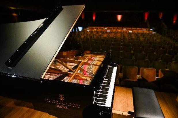 Concours musical Reine Elisabeth - Début de la demi-finale avec un nombre réduit de candidats