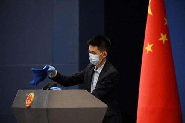 La Chine affirme que le retrait des États-Unis de l'OMS sape la lutte contre le virus